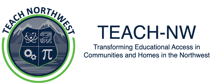 Teach NW full logo