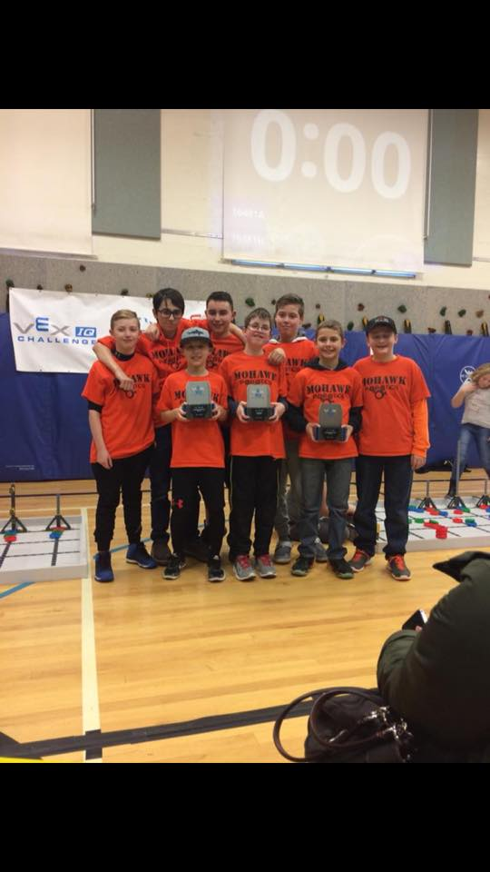 Send Robotics To Nationals!